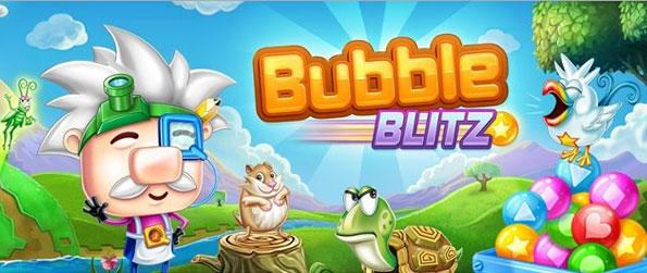 Bubble Blitz - Bubble Blitz - addictive 60-second bubble game on Facebook!