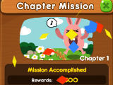 Pokopoko: The Match 3 Puzzle Complete Missions