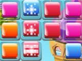 Candy House: Cascading candies