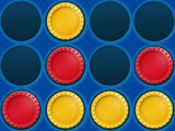 An easy win in Connect Four
