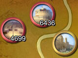 Discover Ancient Rome: Level selection