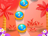 Level selection in 4 Seasons Bubbles