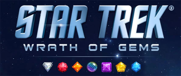 Star Trek – Wrath of Gems - Enjoy this exciting match-3 game that manages to innovate the genre in various different ways.