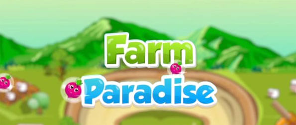 Farm Paradise - Immerse yourself in this captivating match-3 game that offers a refreshing thematic twist.