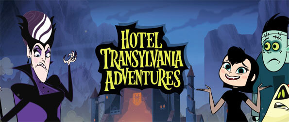 Hotel Transylvania Adventures - Run through many exciting levels in this exciting game that doesn't cease to impress.