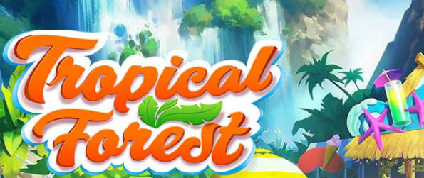 Tropical Forest - Play fun match-3 games and fix up your old tropical café in Tropical Forest!