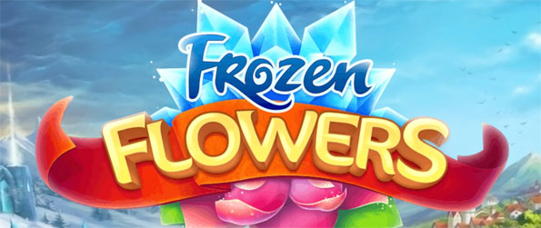 Frozen Flowers - Enjoy this epic match-3 game that you're not going to be able to let go of anytime soon.