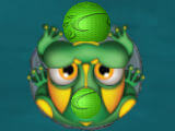 Your frog shooter in Zumbla Classic