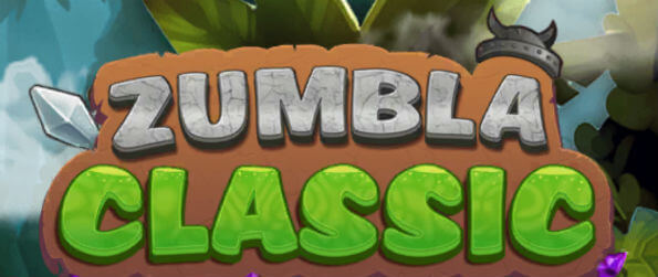 Zumbla Classic - Shoot and match marbles of the same color in this Zuma-like game, Zumbla Classic!