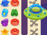 Gameplay in Toy Story Drop!