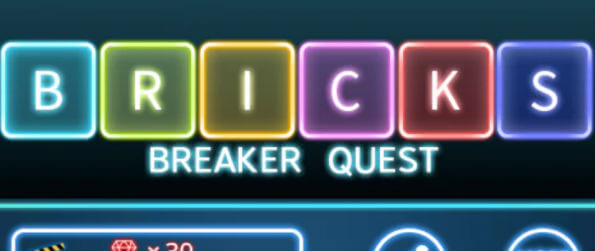 Bricks Breaker Quest - Fire a volley of high-speed balls and break every last brick in your way!