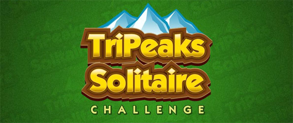 TriPeaks Solitaire Challenge - Play this top-of-the-line solitaire game that you can enjoy in the comfort of your mobile device.