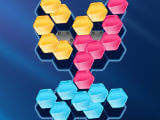 Completing a Puzzle in Block! Hexa Puzzle