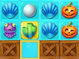 FishWitch Halloween challenging level