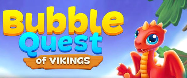 Bubble Quest of Vikings - Play this exceptional bubble shooter game in which you'll get to accompany Bruni on his quest to rebuild the village.