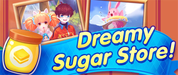 Sugar Store - Enjoy this highly addicting match-3 game that comes with a variety of different features to keep you completely hooked once you get into it.