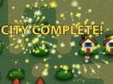Complete all the levels in Triple Town
