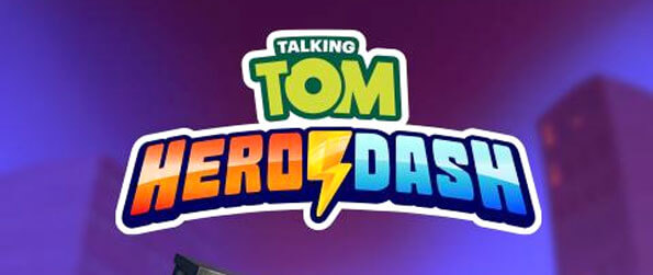 Talking Tom Hero Dash - Enjoy this thoroughly captivating runner game that doesn't cease to impress.