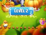 Level Progression in Farm Blast