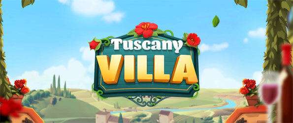 Tuscany Villa - Renovate an entire villa in this exciting match-3 game that's filled to the brim with fun and excitement.