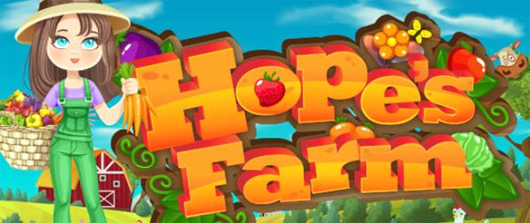 Hope's Farm - Enjoy this addicting match-3 game that blends in farming elements for a more enjoyable experience.