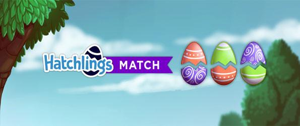 Hatchlings Match - Find and match the shells in this new game from the creators of Hatchlings.