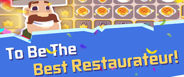 Pastry House - Enjoy this simple and straightforward merging game that offers a thoroughly addicting experience.