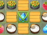 Caged Tile in Farm Harvest Match 3
