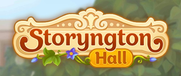 Storyngton Hall: Match 3 Games. Three in a row - Match, Decorate, and immerse yourself in a wonderful and exciting tale of romance!