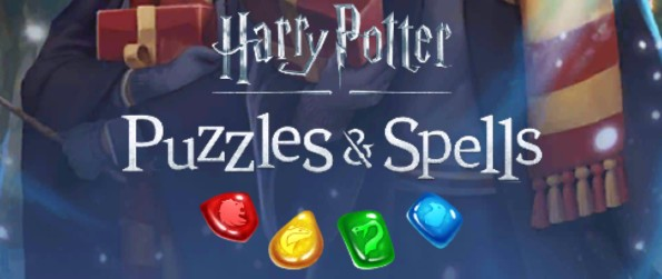 Harry Potter : Puzzles & Spells - Experience the magic and wonder of the Wizarding World and meet all your favorite characters!