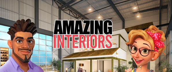 Home Design: Amazing Interiors - Indulge in a creative home designing experience and solve amazing puzzles in this entertaining game that'll keep you glued to the screens.