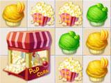 Sundae Smash Popcorn Level