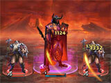 Empires and Puzzles epic battle