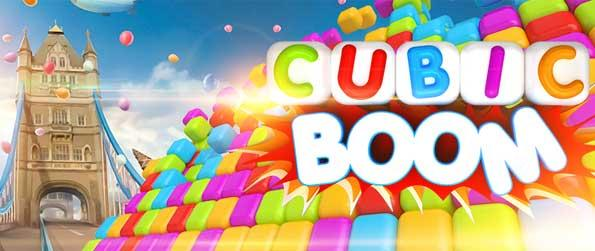 Cubic Boom - Enjoy bubble-bursting fun as you help our cute animal friends chase their circus in Cubic Boom. The game is amassed of great things to overwhelm your typical casual games.