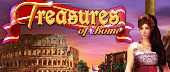 Treasures of Rome - Enjoy a fun and engaging match-3 experience with a really unique theme.