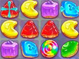 Gameplay for Cakes: Match 3