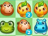 Forest Mania Cutely Themed Tiles