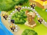Play many levels in Bubble Pirates