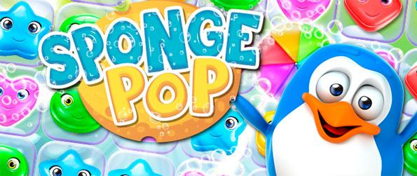 Sponge Pop - Explore the underwater world and match similar items as you see fit.