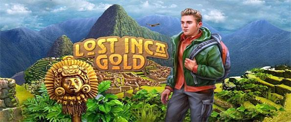 Lost Inca Gold - Learn more about the Inca population and follow a great story.