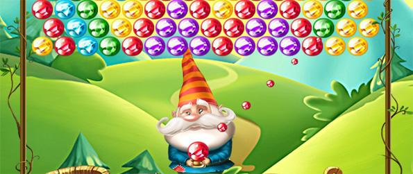 Bubbles and the 7 Dwarfs - Fight the evil wizard and help the Dwarfs rescue their Princess in this fairy tale bubble shooter.