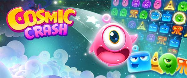 Cosmic Crash - Take your match 3 expertise into the cosmos.