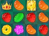 Alice in Candy Land Crown Level