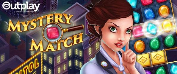 Mystery Match - Experience an enchanting, post-Edwardian setting in this exciting Match-3 adventure sharing a great backing plot that is unveiled as you clear the levels of the game.