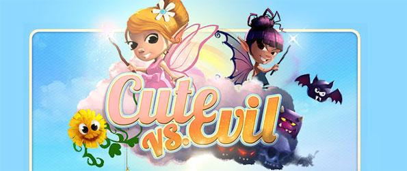 Cute vs Evil - Engage yourself in this high quality connect-3 game that comes with a unique twist to the usual style.