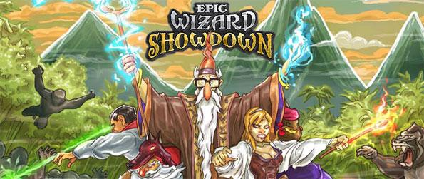 Epic Wizard Showdown - Enjoy a game of Player vs Player combat translated to a Match 3 game.