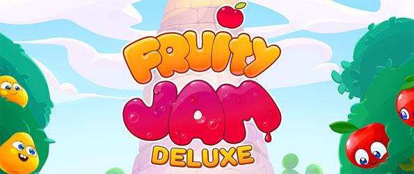 Fruity Jam Deluxe - Play this fun filled match-3 game that's capable of providing countless hours of fun to anyone who tries it out.
