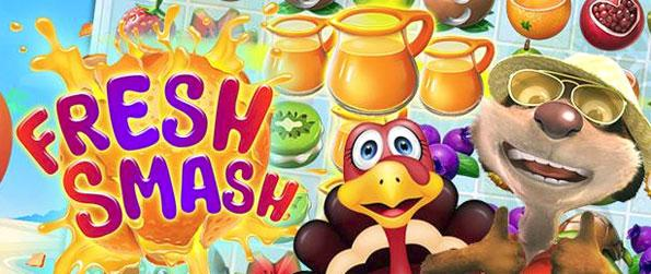 Fresh Smash - Immerse yourself in this highly addictive match-3 game that's sure to impress and entertain.