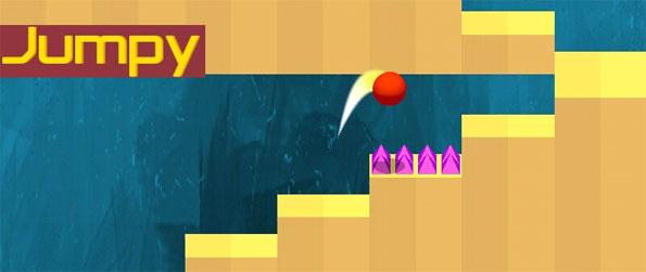 Jumpy - Hone your timing skills and reflexes with this fun and incredibly addictive casual game, Jumpy!