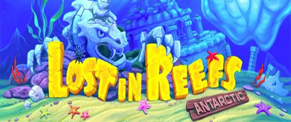 Lost in Reefs: Antarctic - Enjoy this excellent match-3 game that has a lot to offer to anyone who gets hooked on it.